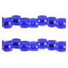 3 Cut Beads 10/0 Silver Lined Royal Blue